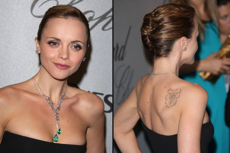 CANNES, FRANCE - MAY 19:  Actress Christina Ricci attends the Chopard Trophy Award at Carlton Hotel during the 61st International Cannes Film Festival on May 19, 2008 in Cannes, France  (Photo by Francois Durand/Getty Images)