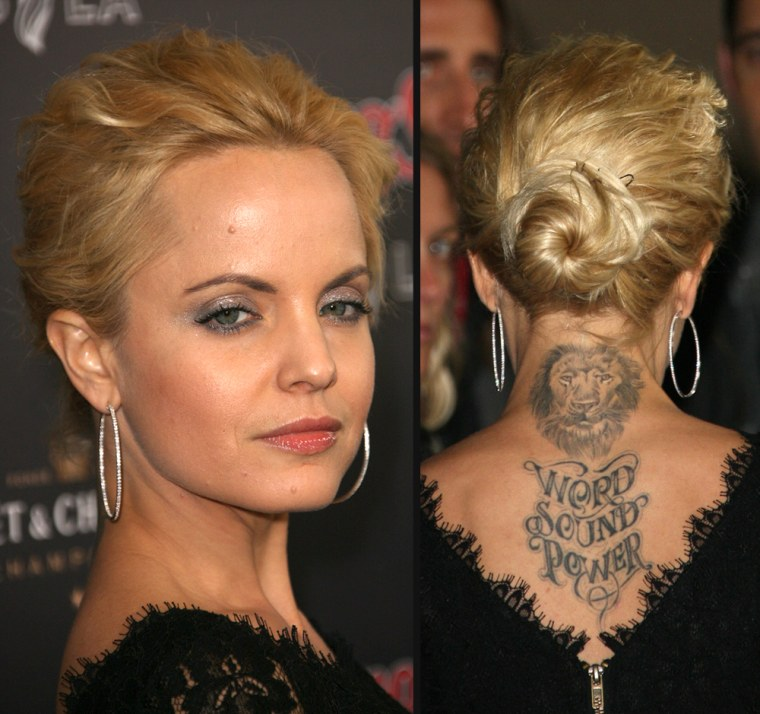 LOS ANGELES, CA - NOVEMBER 21:  Actress Mena Suvari attends the Rolling Stone 2010 American Music Awards VIP after party on November 21, 2010 in Los Angeles, California.  (Photo by Frederick M. Brown/Getty Images)