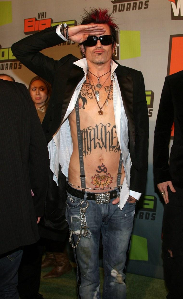 VH1 Big In '06 Awards - Arrivals
