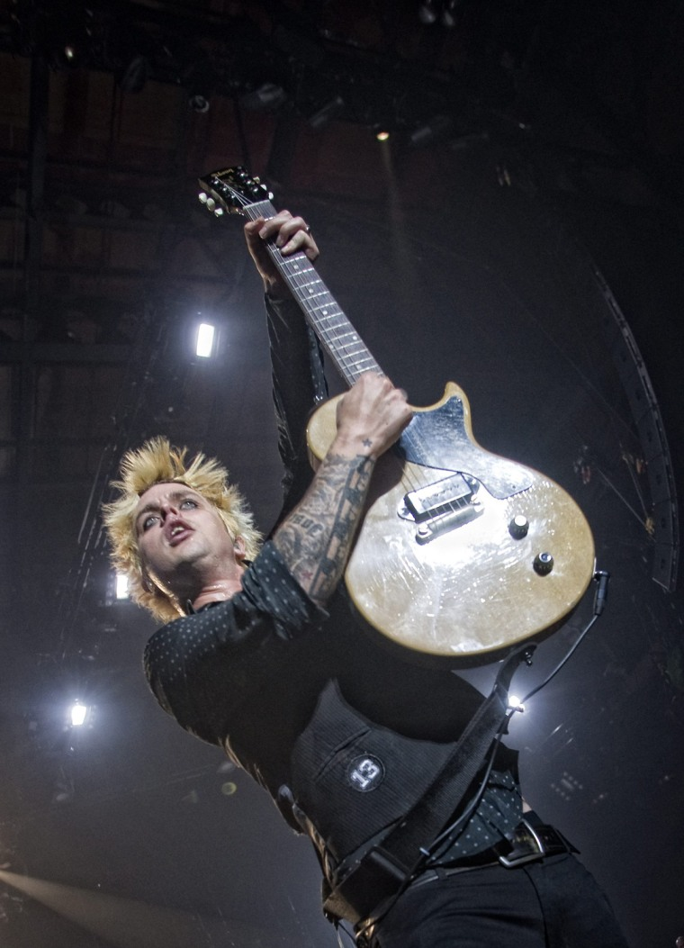 Image: Green Day Perform At The SECC In Glasgow