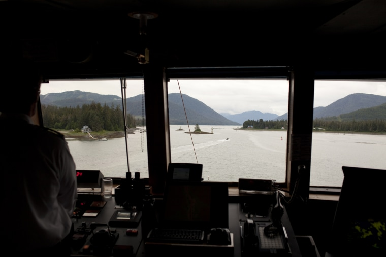 Pitch a tent to see Alaska's Inside Passage
