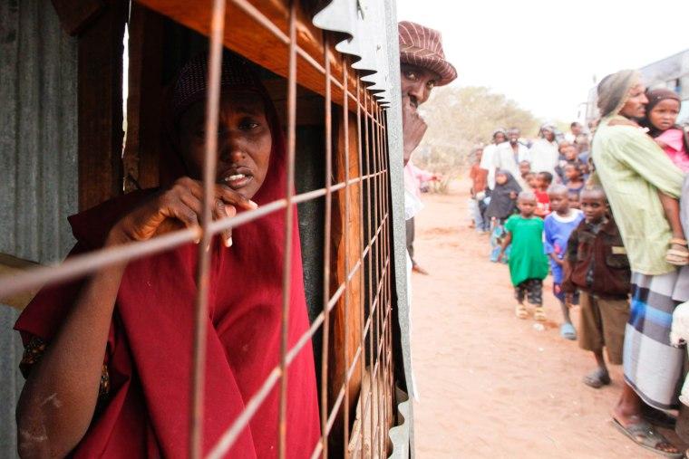 Image: Horn Of Africa famine