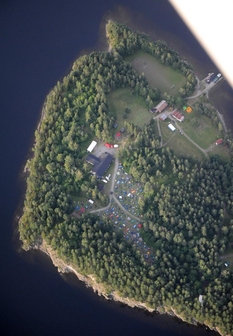 Image: Utoya Island, Norway