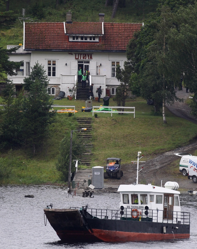 Image: Norway Recovers From Aftermath Of Terror Attacks As Gunman Appears In Court