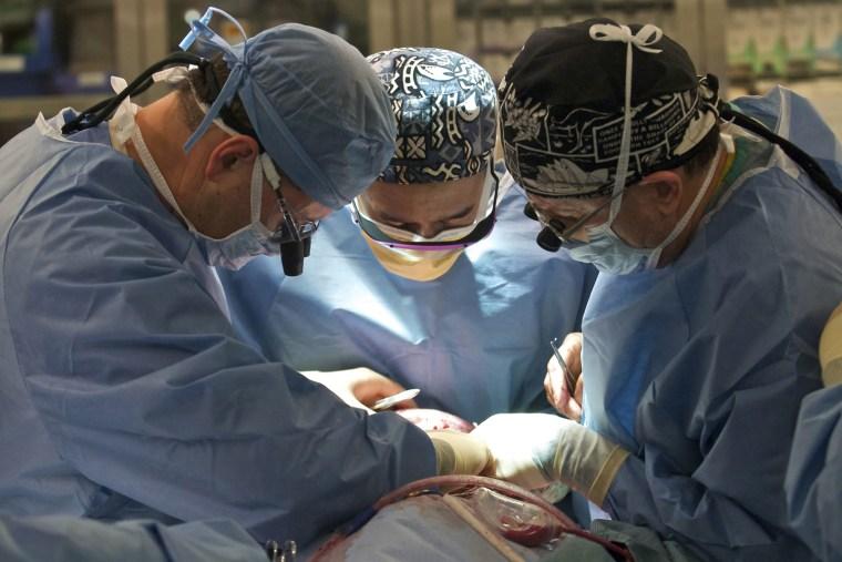 Image: US face transplant