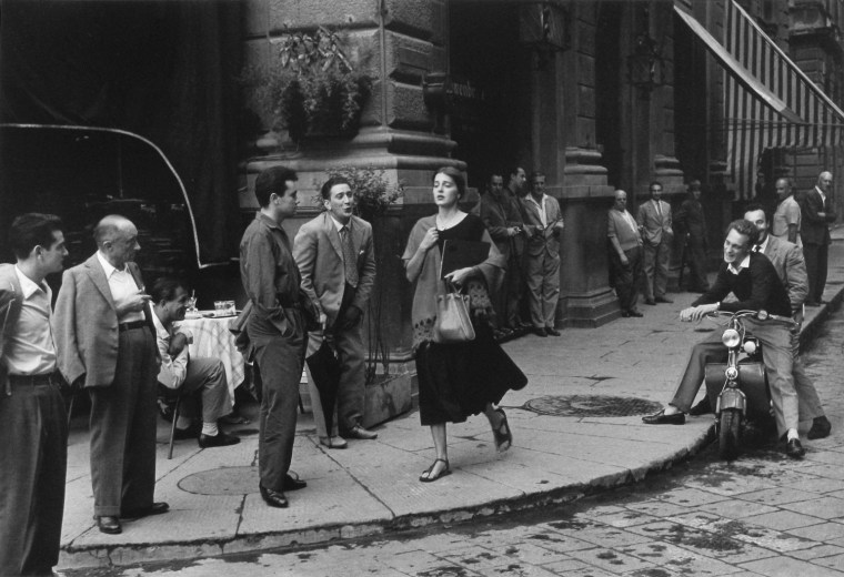 American Girl in Italy, Florence, 1951