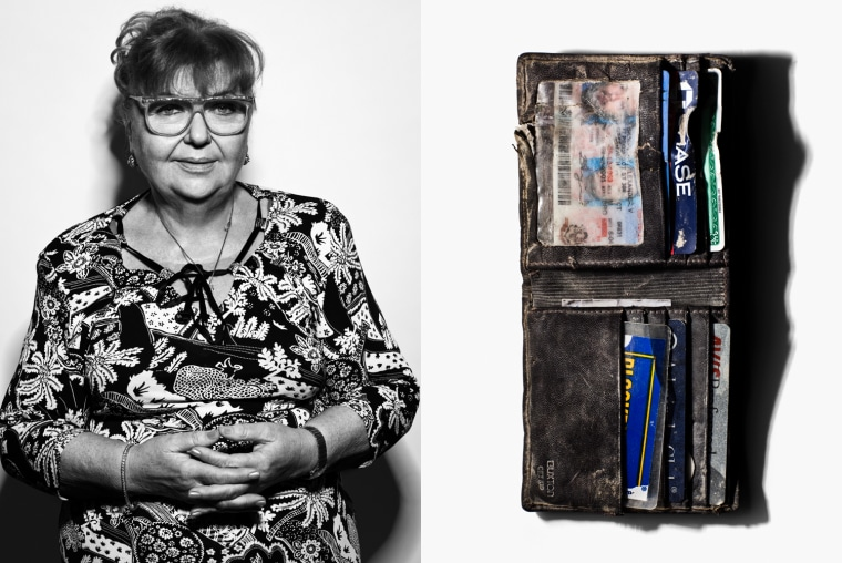 Nelly Braginsky AlexanderÕs mother  Alexander had immediately accepted an invitation by his employer the news agency Reuters, to an 8.30 am business breakfast at Windows on the World on the 106th floor at the World Trade Center. Fifteen minutes later, a Boeing 767 crashed into the North Tower. ÒIf he had only stayed in his office, if he had only been less keen on learning new things,Ó says his mother today. Braginsky, however, wanted to know everything and he happily shared his knowledge. On the evening of the day he died, he was scheduled to hold a lecture in front of immigrants. He himself was an immigrant, who came to the US from Odessa in the Ukraine, when he was 15 years old. Ever since, he had helped others navigate the exciting metropolis of New York. For a long time, the wallet had been the only memory of her son that Nelly Braginsky could hold in her hands. Just this past April, she learned that a bone fragment had been found.  Finally, Nelly Braginsky was able to bury Alexander.
