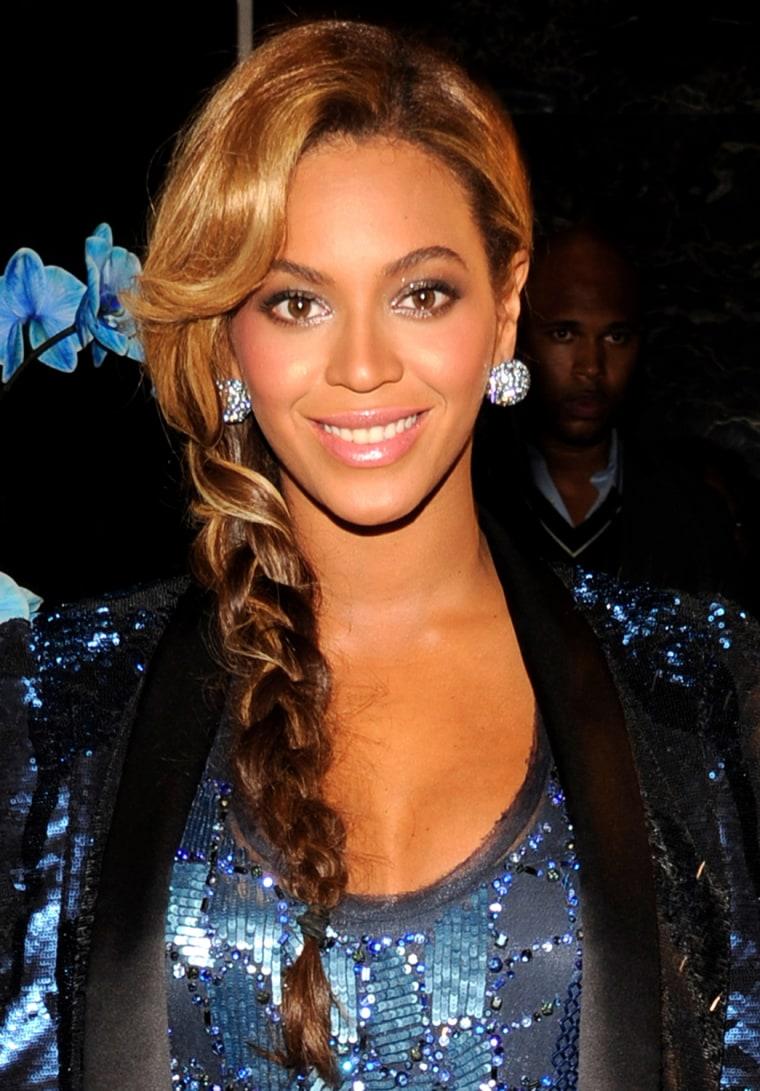 Image: Beyonce Pulse Fragrance Launch