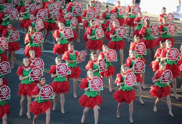 Image: 123rd Rose Parade Presented By Honda