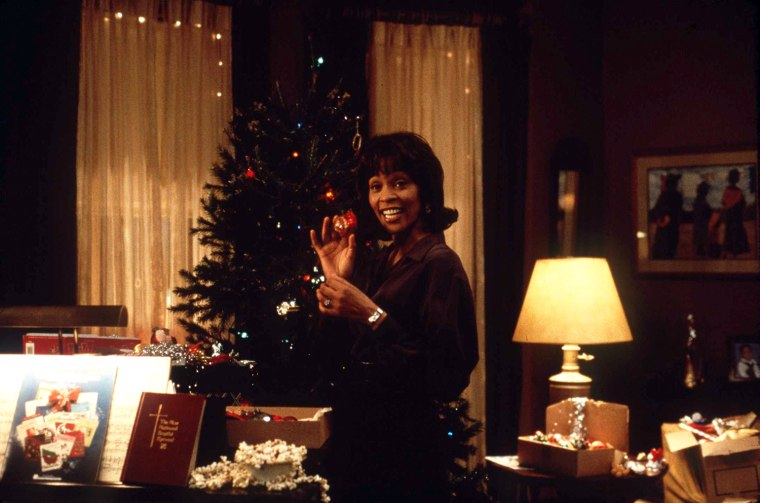"""11/11/96 Whitney Houston in the new movie """"The Preachers Wife"""""""