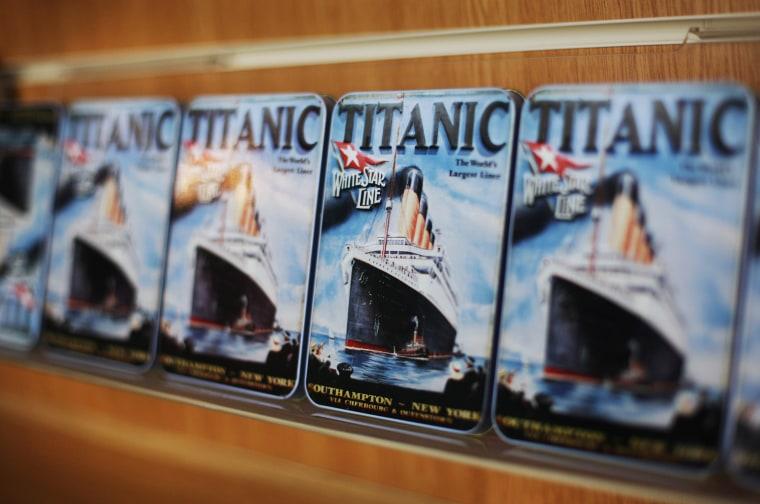 Image: Belfast Titanic Centenary