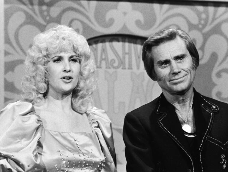 Wynette & Jones On Television