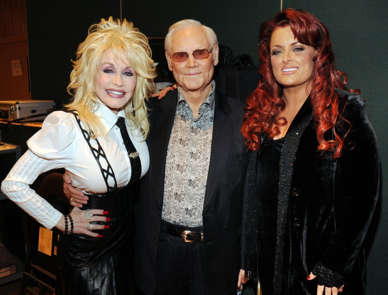 """Dolly Parton's """"Live From London"""" DVD Premiere Party - Backstage"""