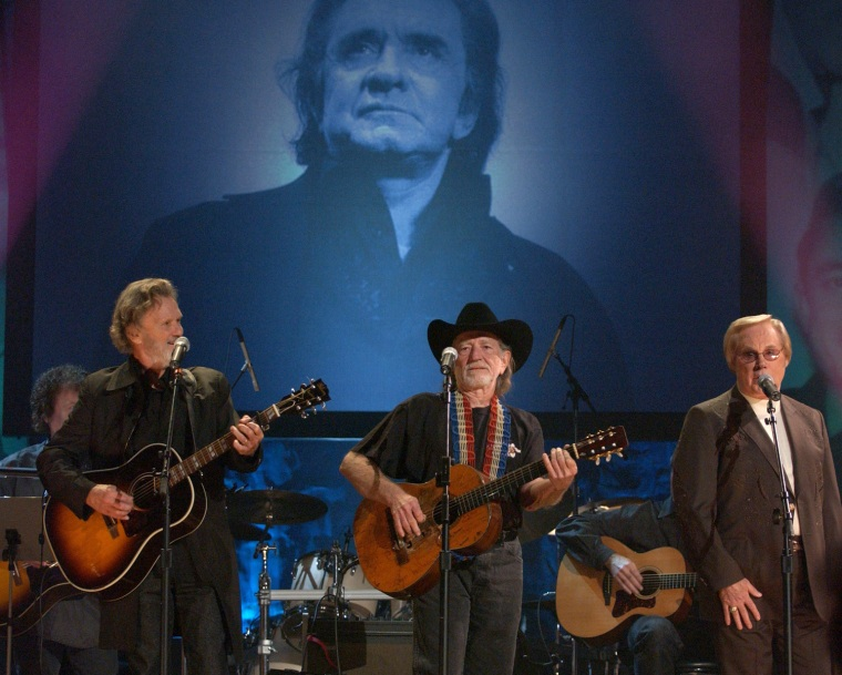 Johnny Cash Memorial Tribute: A Celebration of Friends and Family - Show