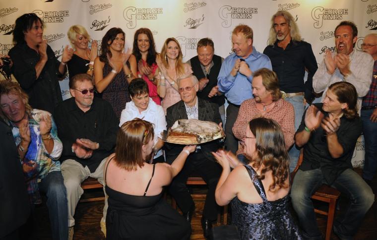 George Jones' 80th Birthday Party