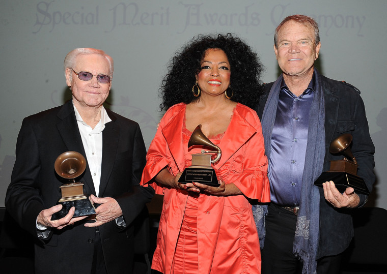 The 54th Annual GRAMMY Awards -  Special Merit Awards Ceremony And Nominee Reception