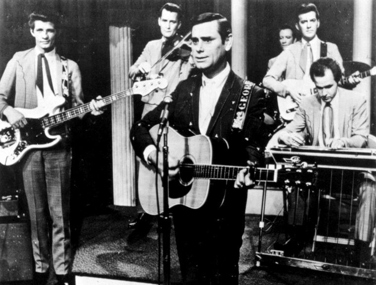 FROM NASHVILLE WITH MUSIC, George Jones, 1969