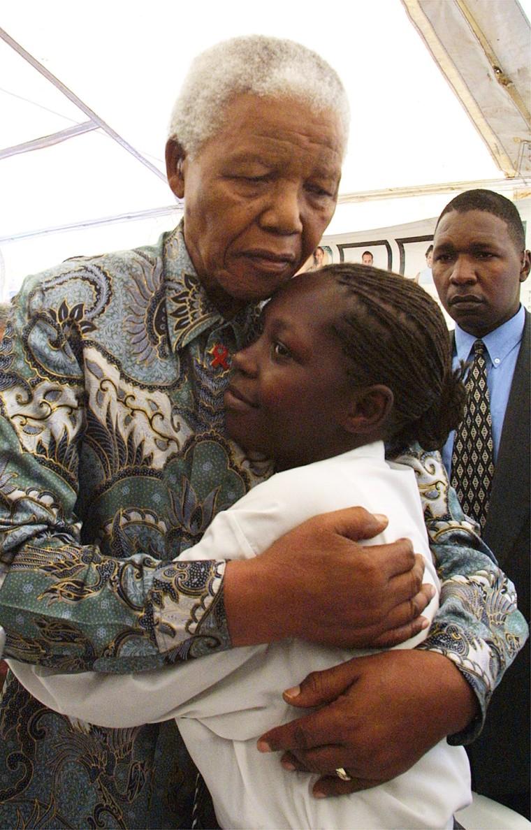 Nelson Mandela: A revolutionary's life