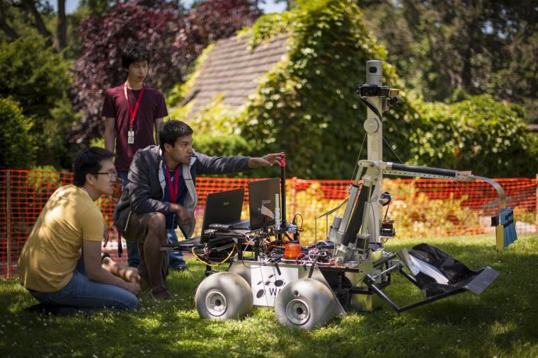 Image: Sample Return Robot Centennial Challenge
