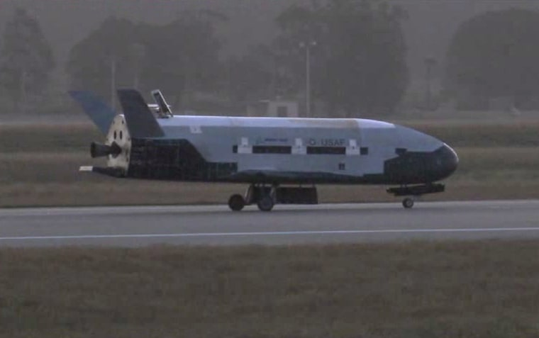 Image: X-37B