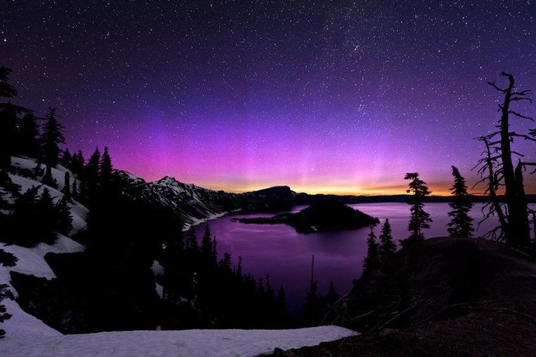 Image: northern lights