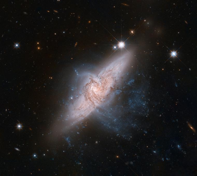 Image: NGC 3314