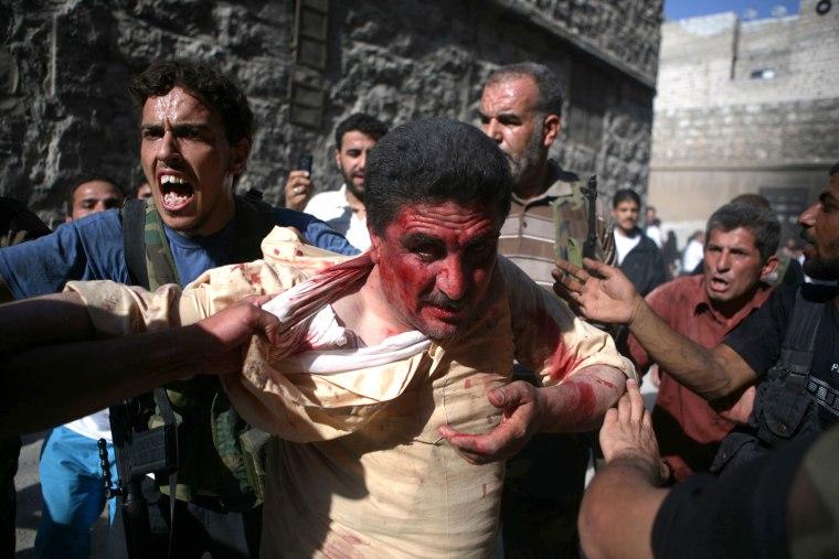 Image: Rebel Free Syrian Army