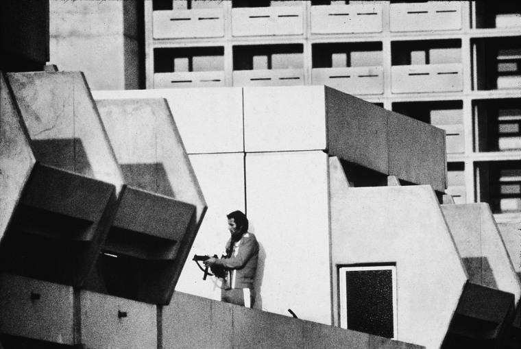 Armed Response At 1972 Olympics
