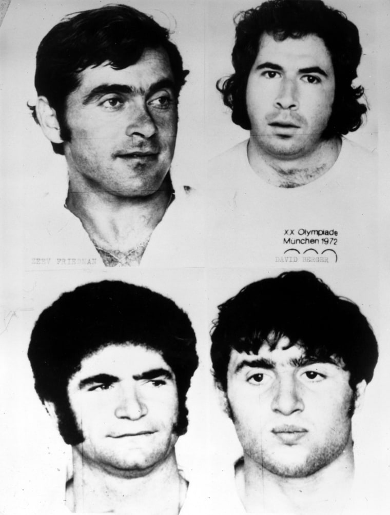 Murdered Athletes