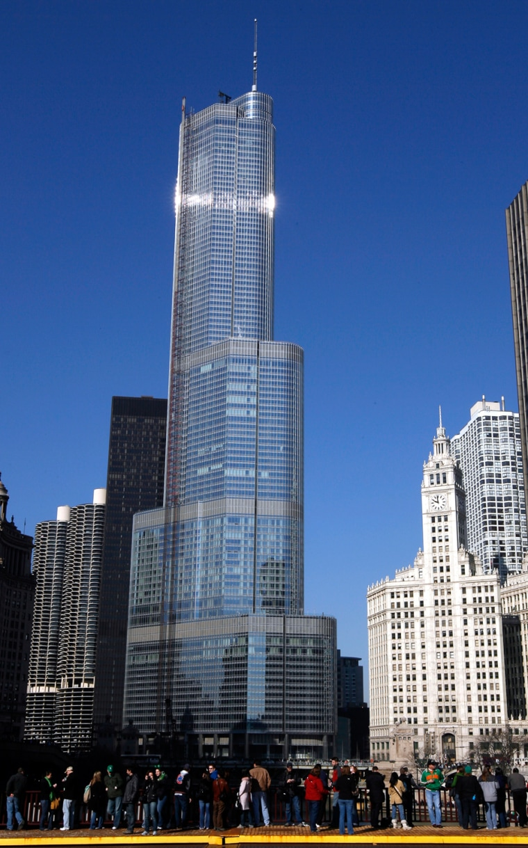 The Worlds Tallest Skycrapers