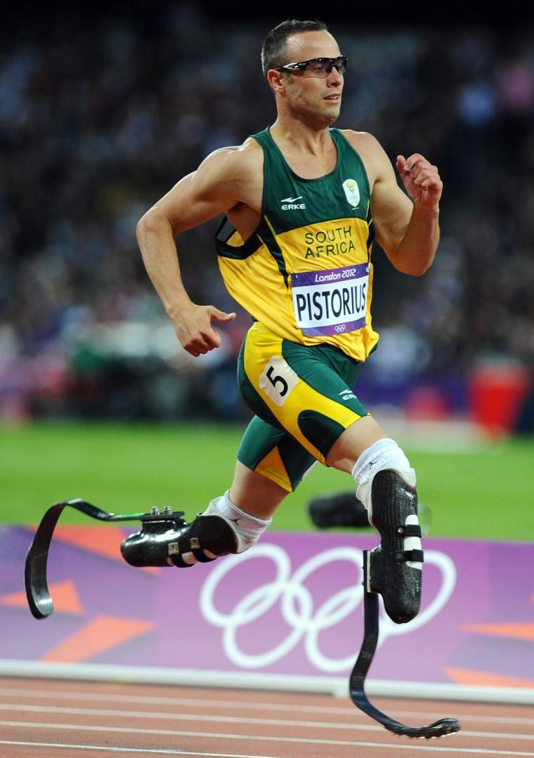 Image: Olympics Day 9 - Athletics