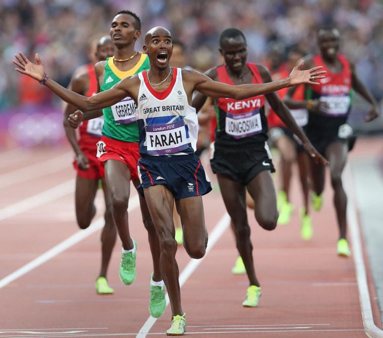 Image: Olympics Day 15 - Athletics
