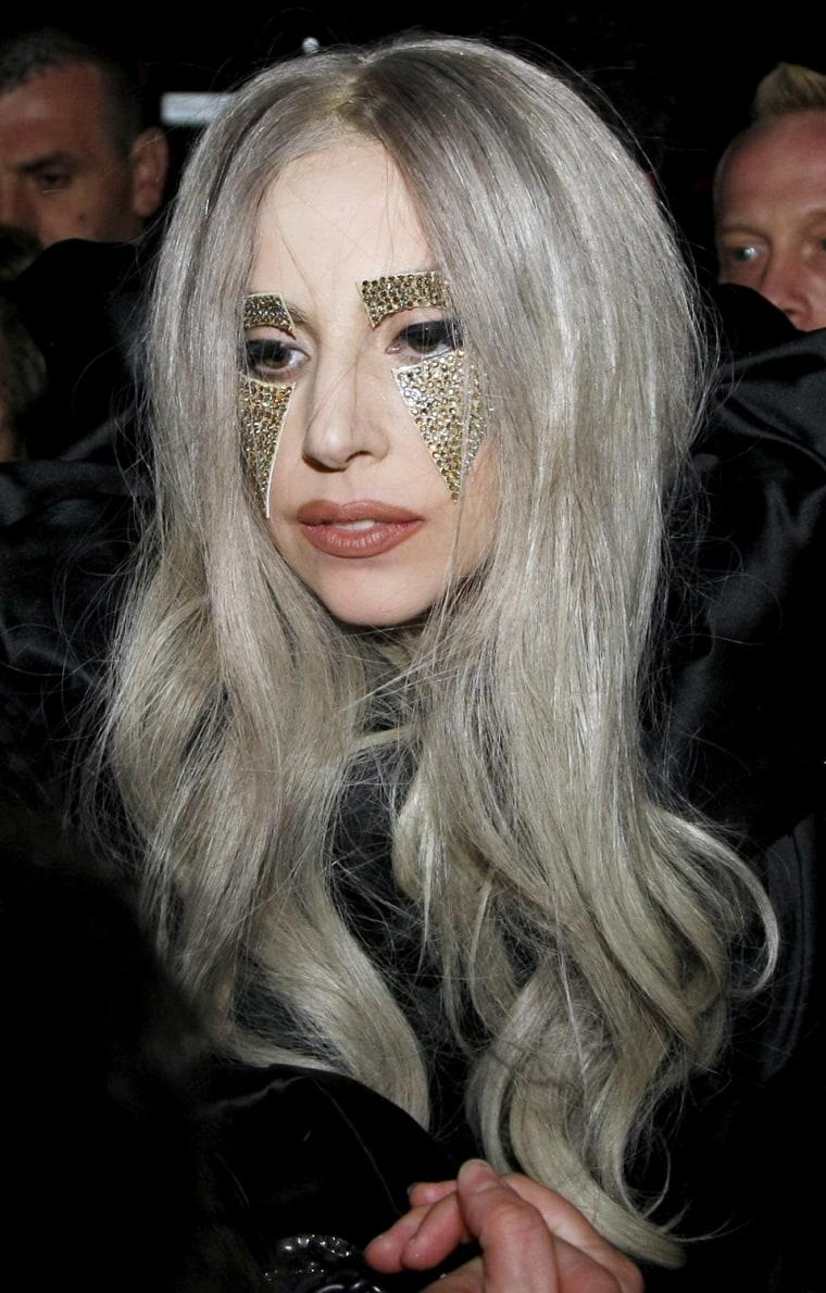 Lady Gaga Sighting In Berlin