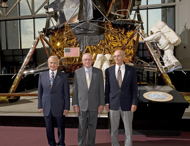 Image: US-SPACE-MOON-ANNIVERSARY