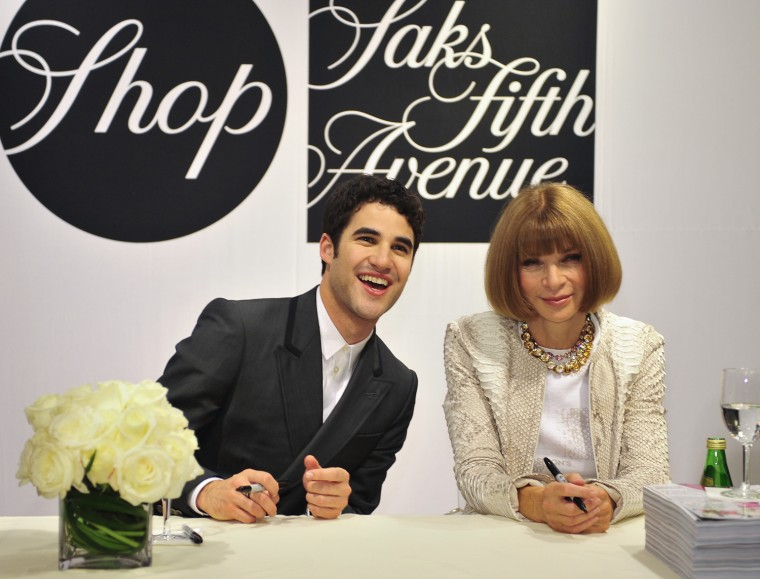 Image: Fashion's Night Out At SAKS Fifth Avenue