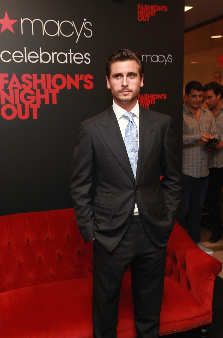 Image: Fashion's Night Out At Macy's Herald Square