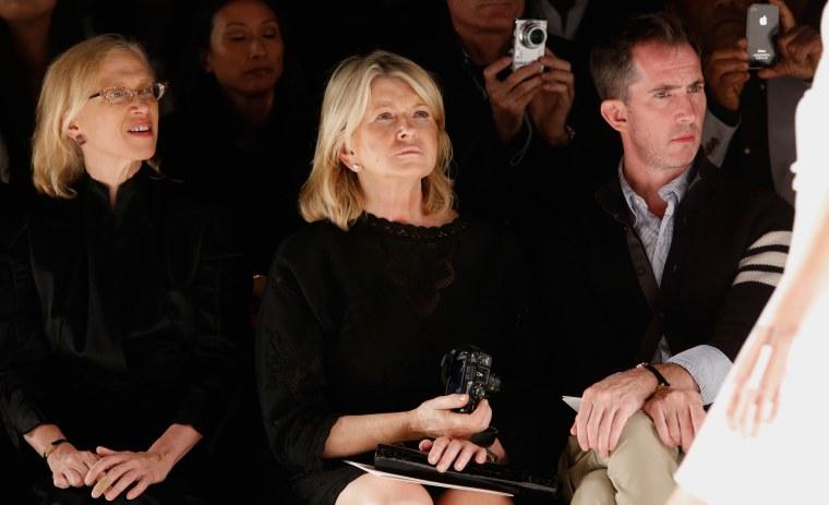 Image: Chado Ralph Rucci - Front Row - Spring 2013 Mercedes-Benz Fashion Week