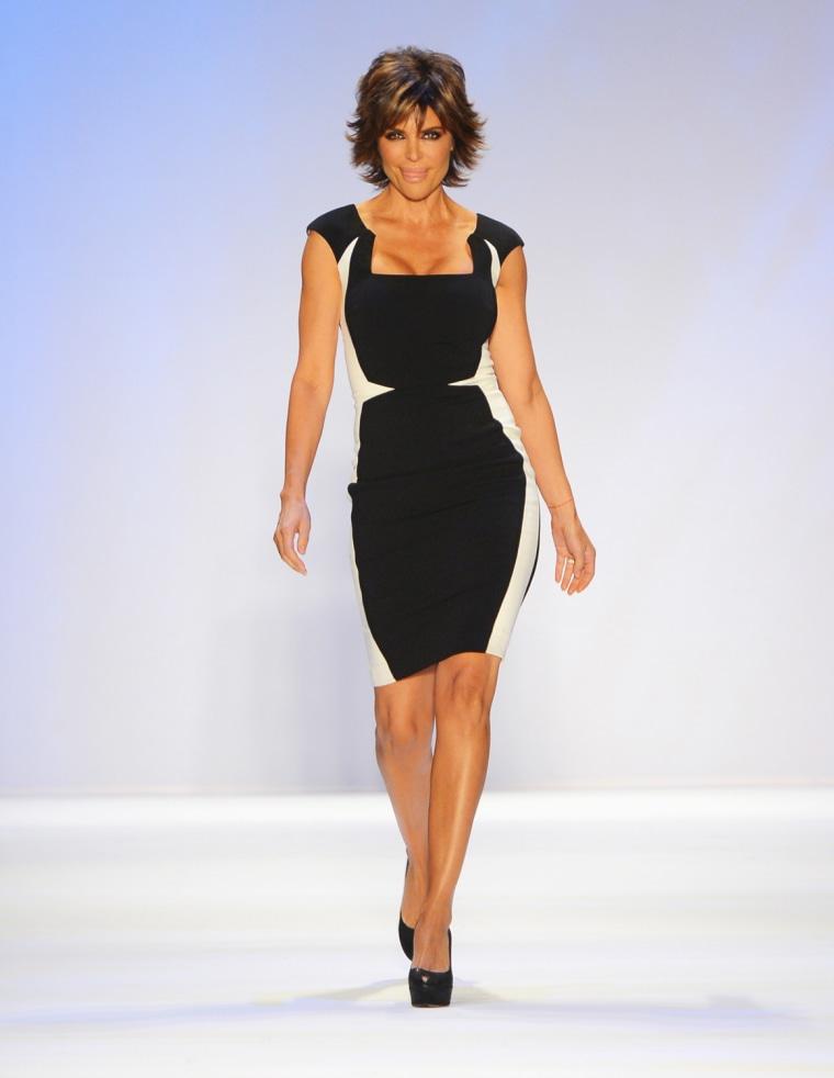Image: Strut: The Fashionable Mom Show - Runway - Spring 2013 Mercedes-Benz Fashion Week