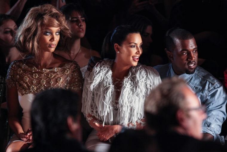 Image: Marchesa - Front Row - Spring 2013 Mercedes-Benz Fashion Week