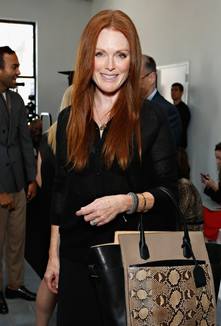Image: Reed Krakoff  - Front Row - Spring 2013 Mercedes-Benz Fashion Week
