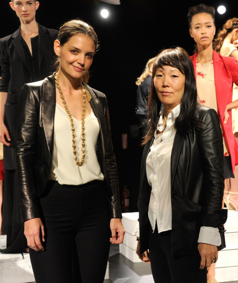 Image: Holmes & Yang - Presentation - Spring 2013 Mercedes-Benz Fashion Week
