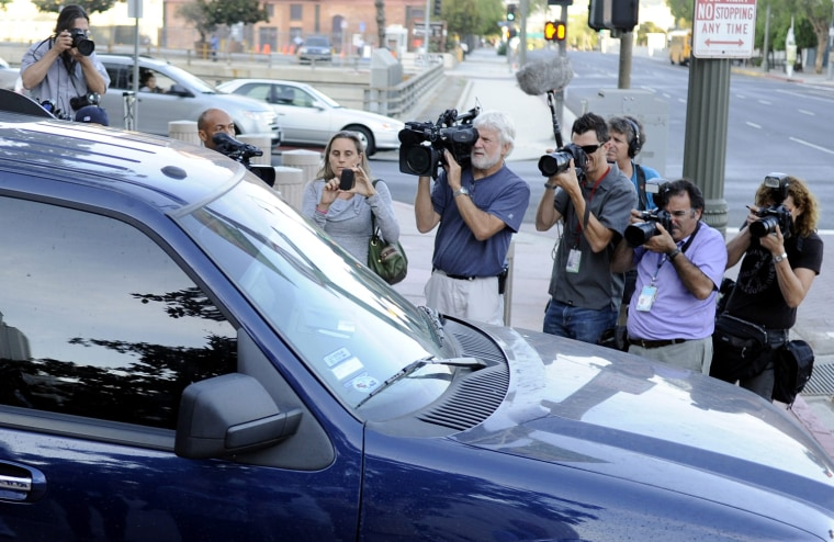 Image: Anti-Islamic filmmaker Nakoula Basseley Nakoula arrested on parole violation
