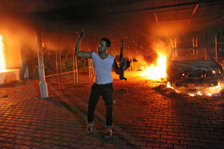 Image: TOPSHOTS-LIBYA-UNREST-US