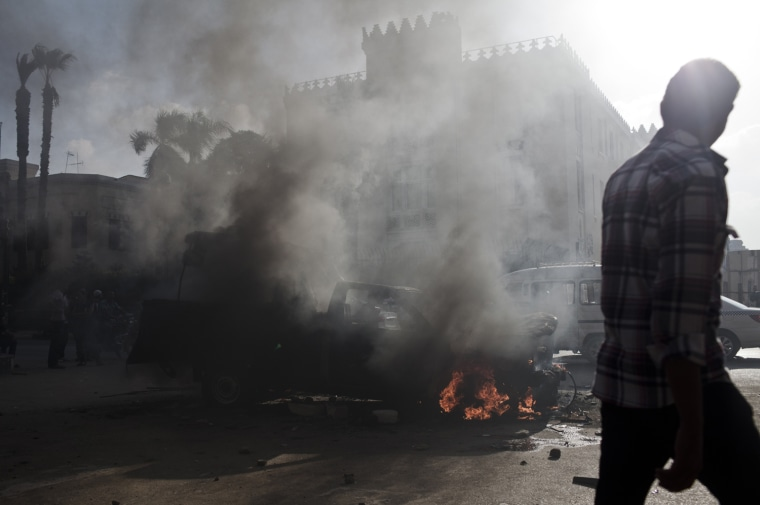 Image: Unrest Continues Over Filmic Depiction of Prophet Mohammed