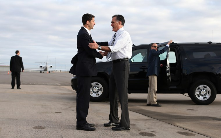 Image: BESTPIX  Candidate Mitt Romney Campaigns In Crucial Swing States
