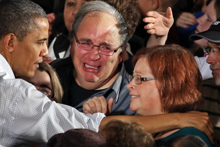 Image: BESTPIX  President Obama Continues His Push Through Key Swing States In Final Days Before Election