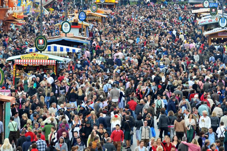 Image: Oktoberfest 2012 - Opening