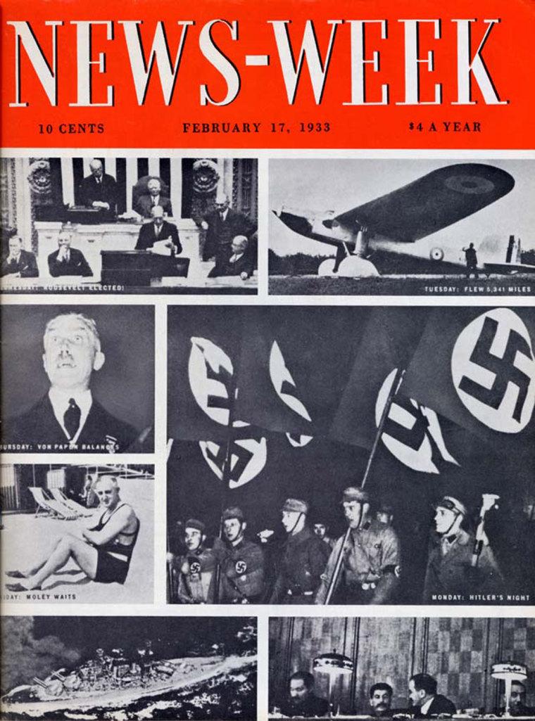 Newsweek magazine essays