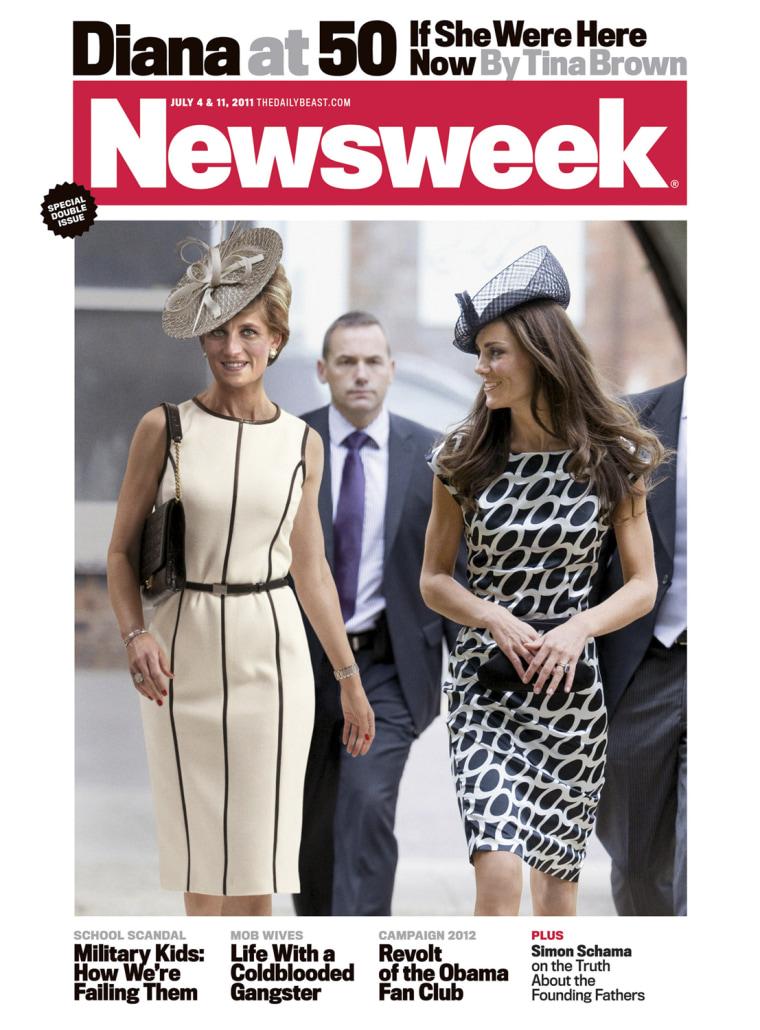Image: Newsweek cover