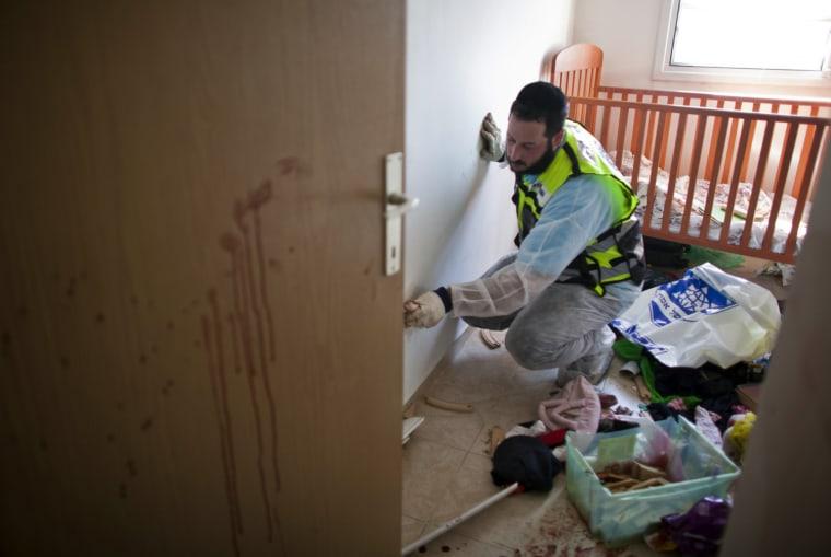 Image: Three people killed by rockets from Gaza in Kiryat Malachi, southern Israel
